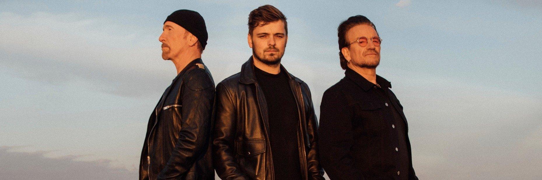 """Posłuchaj oficjalnej piosenki UEFA EURO 2020 """"We Are The People"""" w wykonaniu Martina Garrixa i Bono!"""