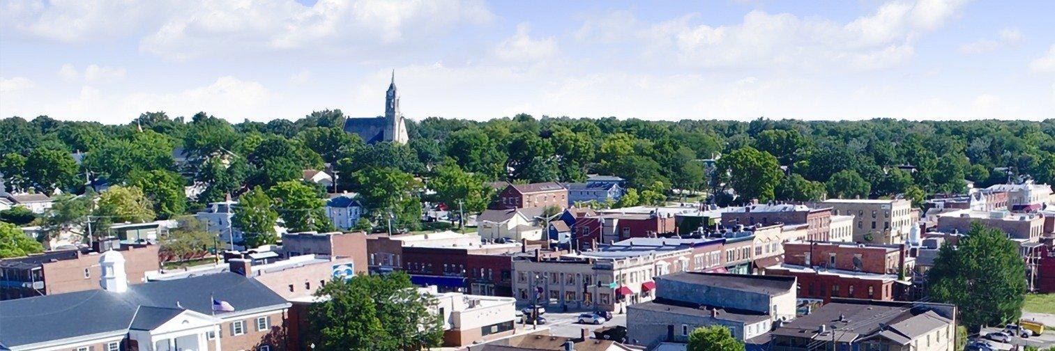 Lockport Illinois hosts Strongest Town victory celebration