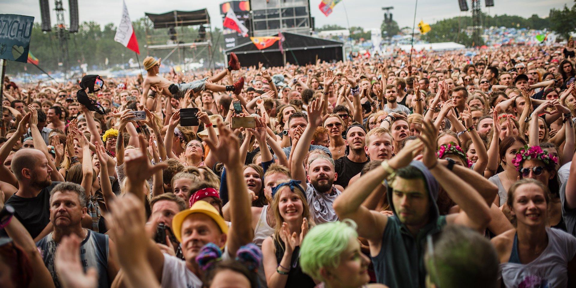 Wejściówki na Pol'and'Rock Festival – ruszyła sprzedaż