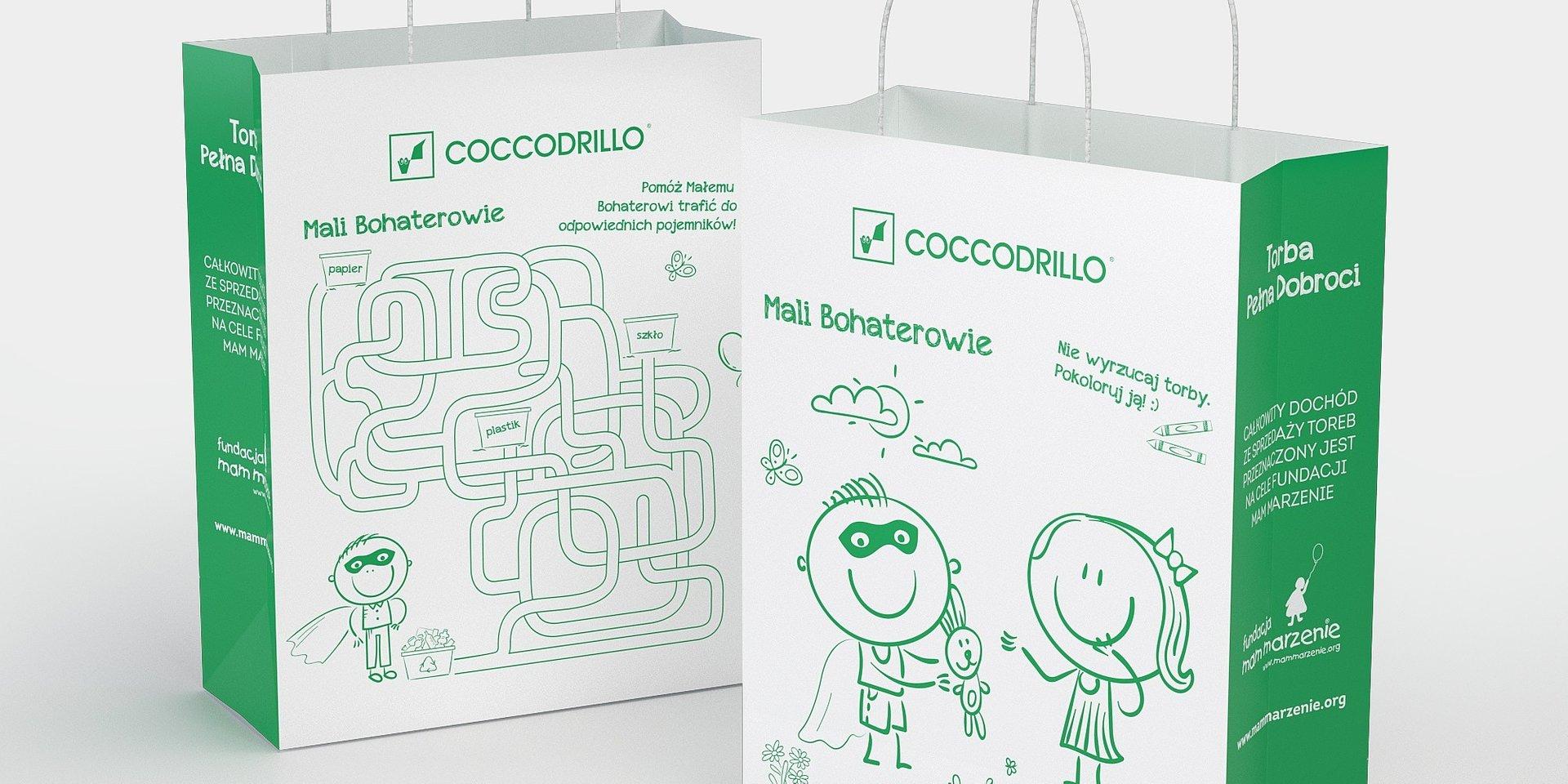 Coccodrillo świętuje Dzień Dobrych Uczynków kolejną akcją charytatywną