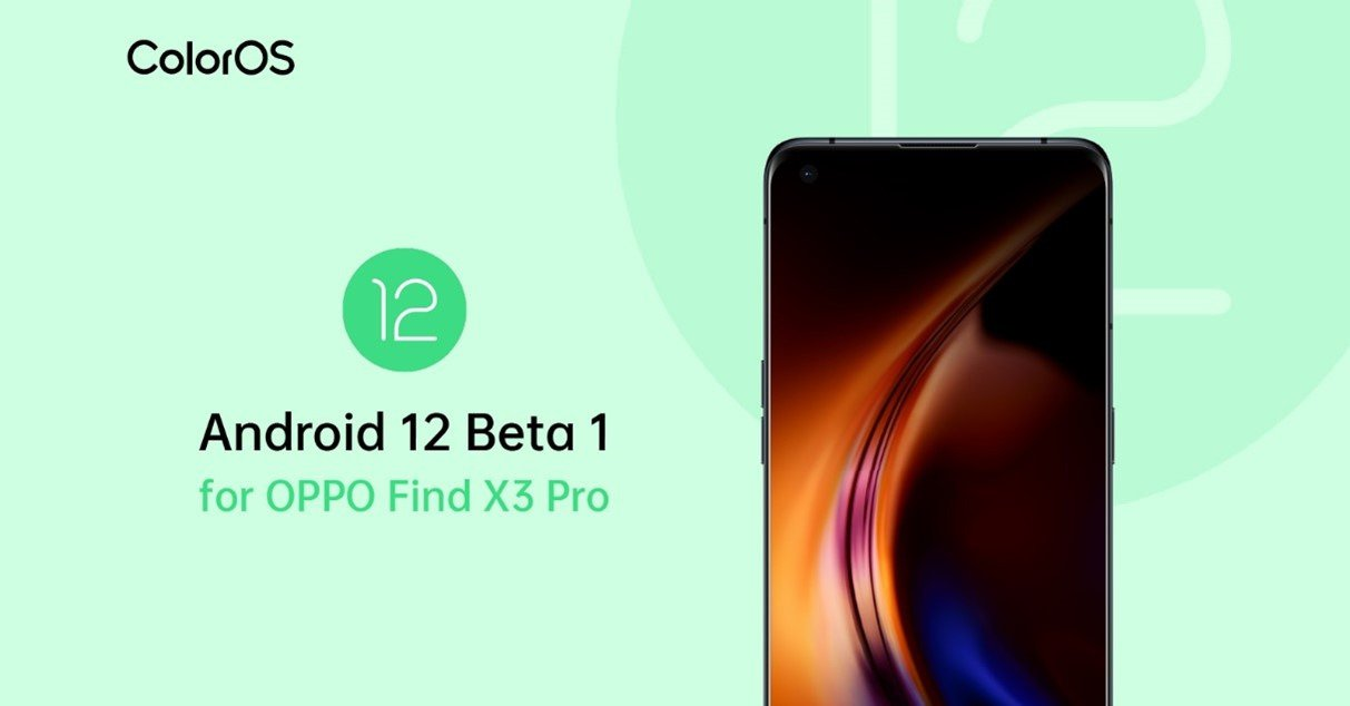 OPPO Find X3 Pro otrzymuje ColorOS Developer Preview – system jest oparty na Android 12
