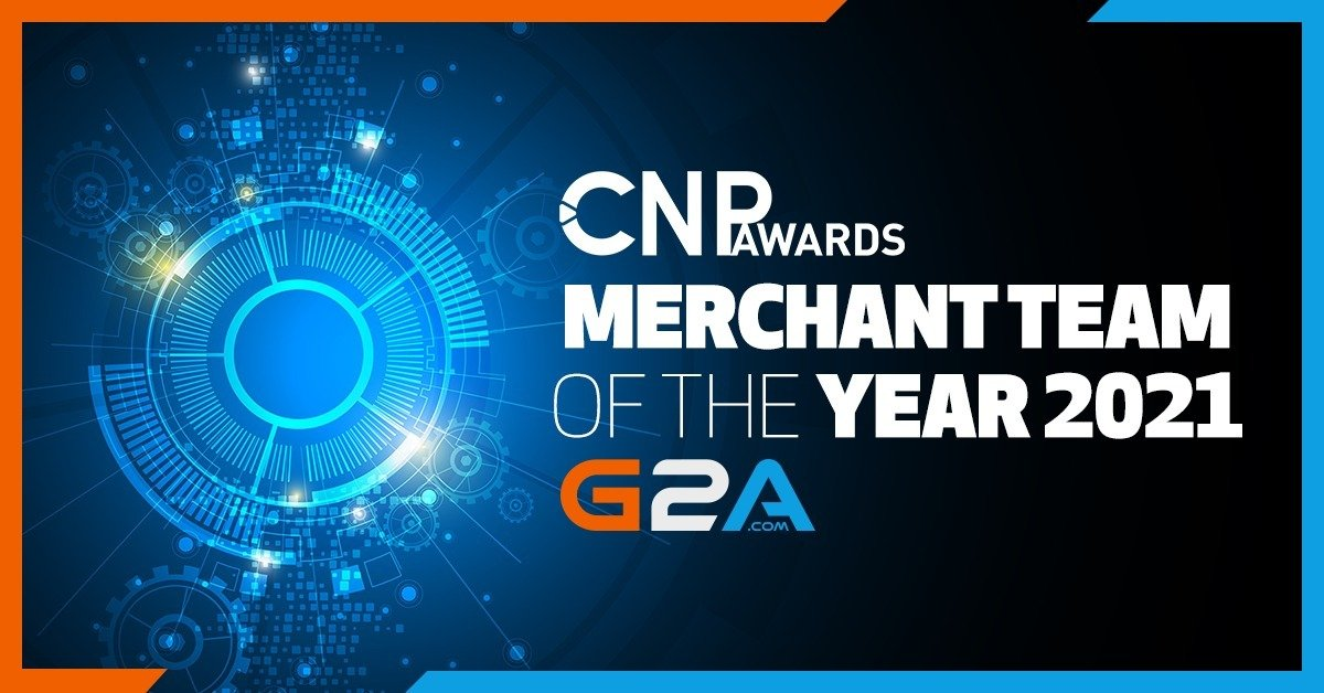 G2A.COM honoured for antifraud excellence with Merchant Team of the Year Award at global ecommerce ceremony!