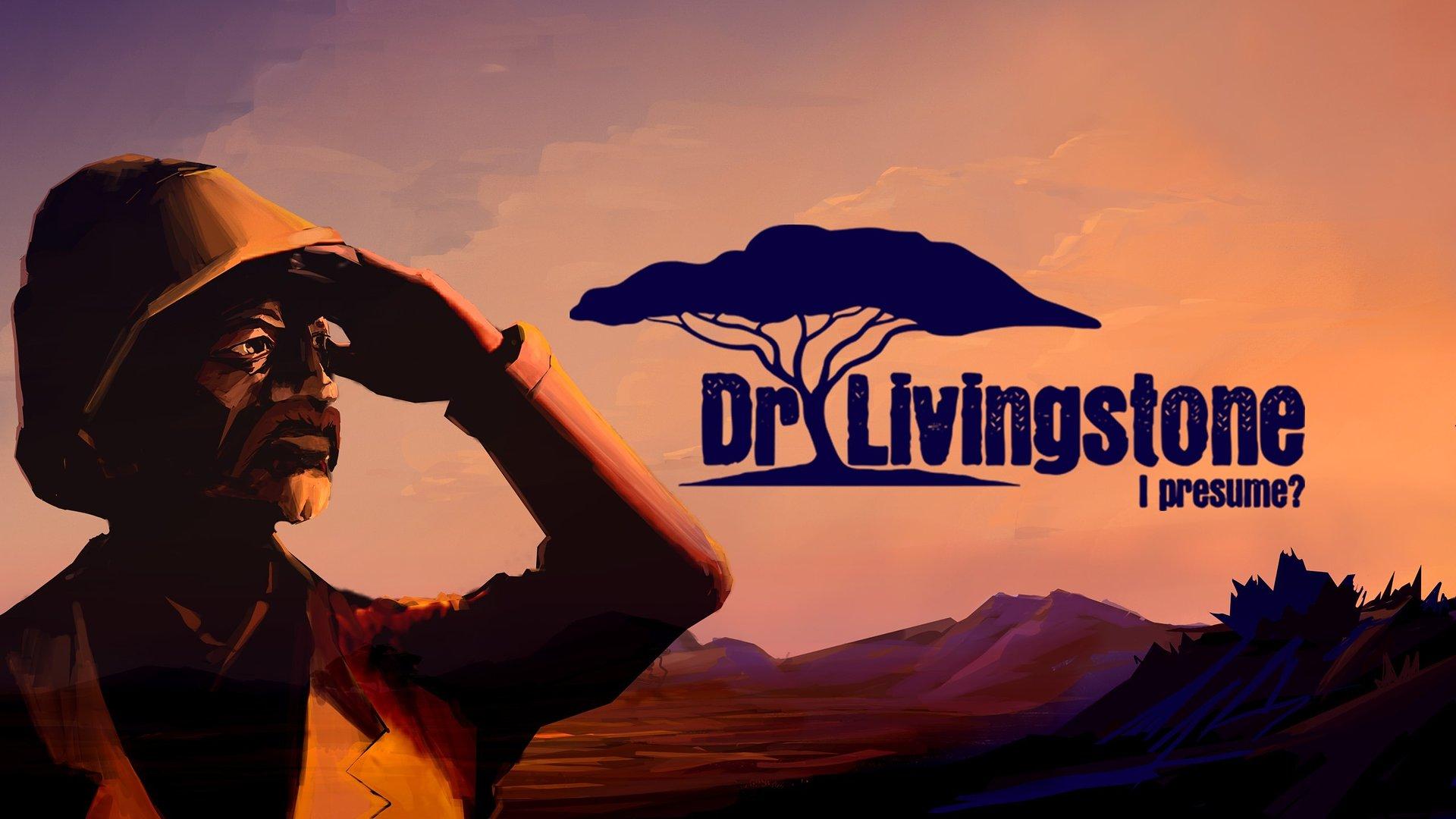 Teraz rozwiążę tę zagadkę, jak mniemam. Dr Livingstone, I Presume? zabierze twoje szare komórki do Afryki