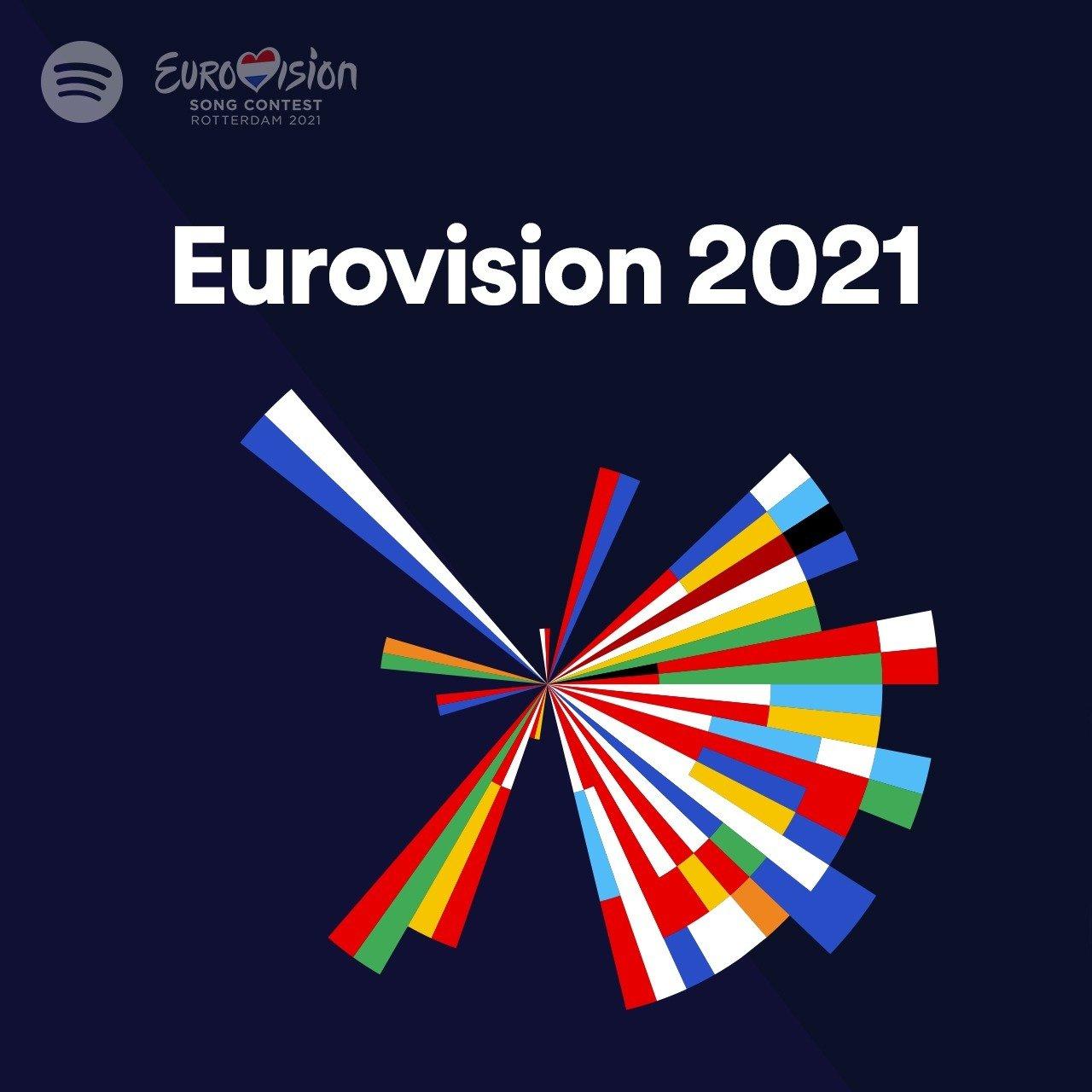 Eurovision Song Contest 2021 – Die Streaming-Gewinner*innen der Spotify Hörer*innen