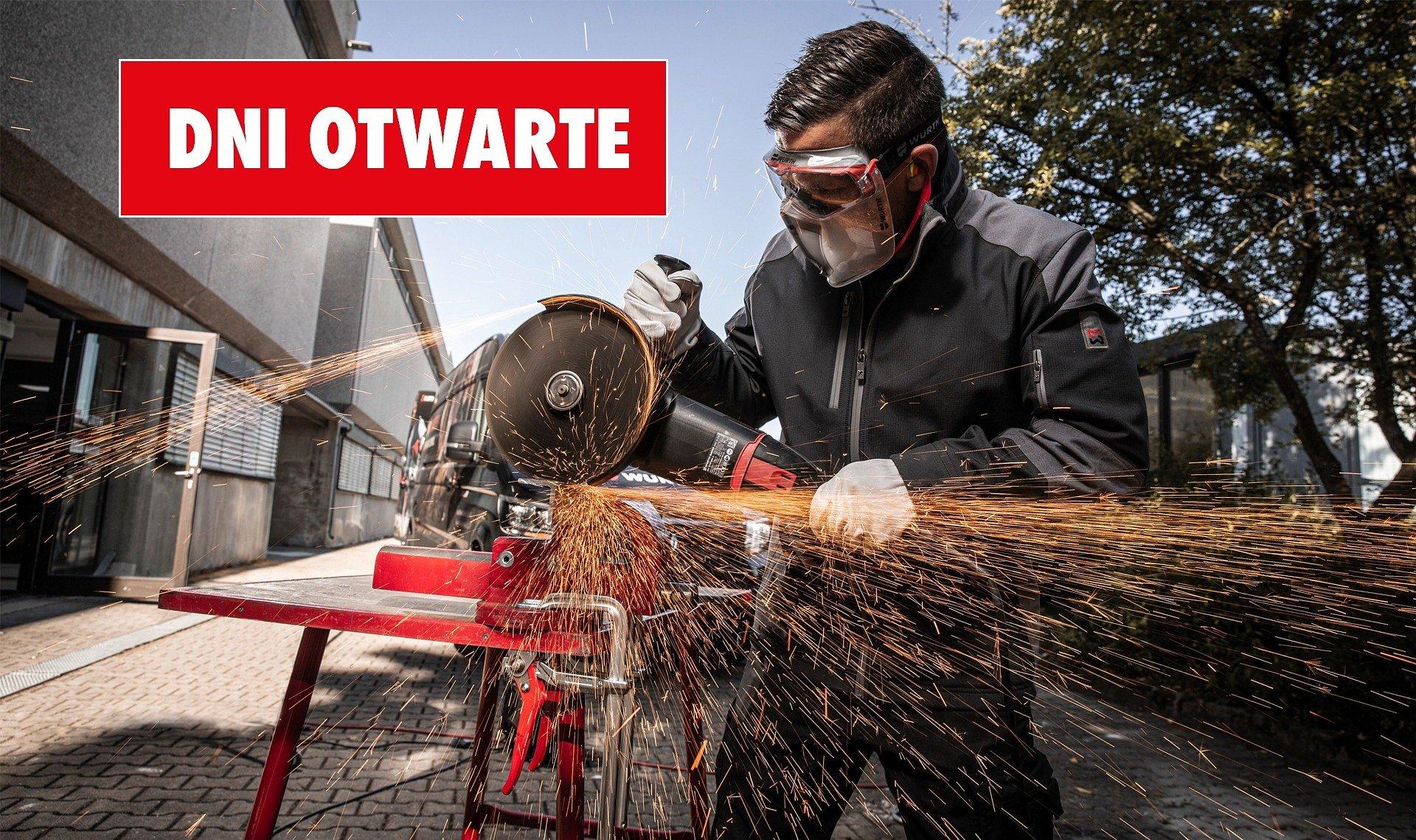 Würth Polska zaprasza na dni otwarte!