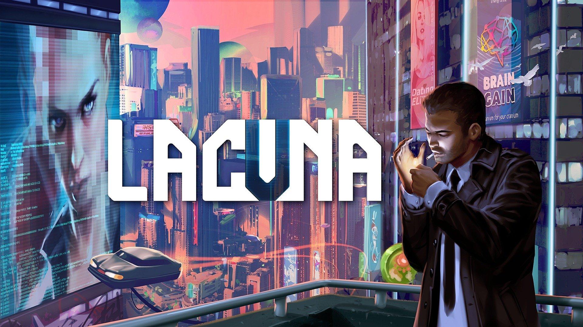 Фантастическое пиксель-арт приключение Lacuna вышло на ПК
