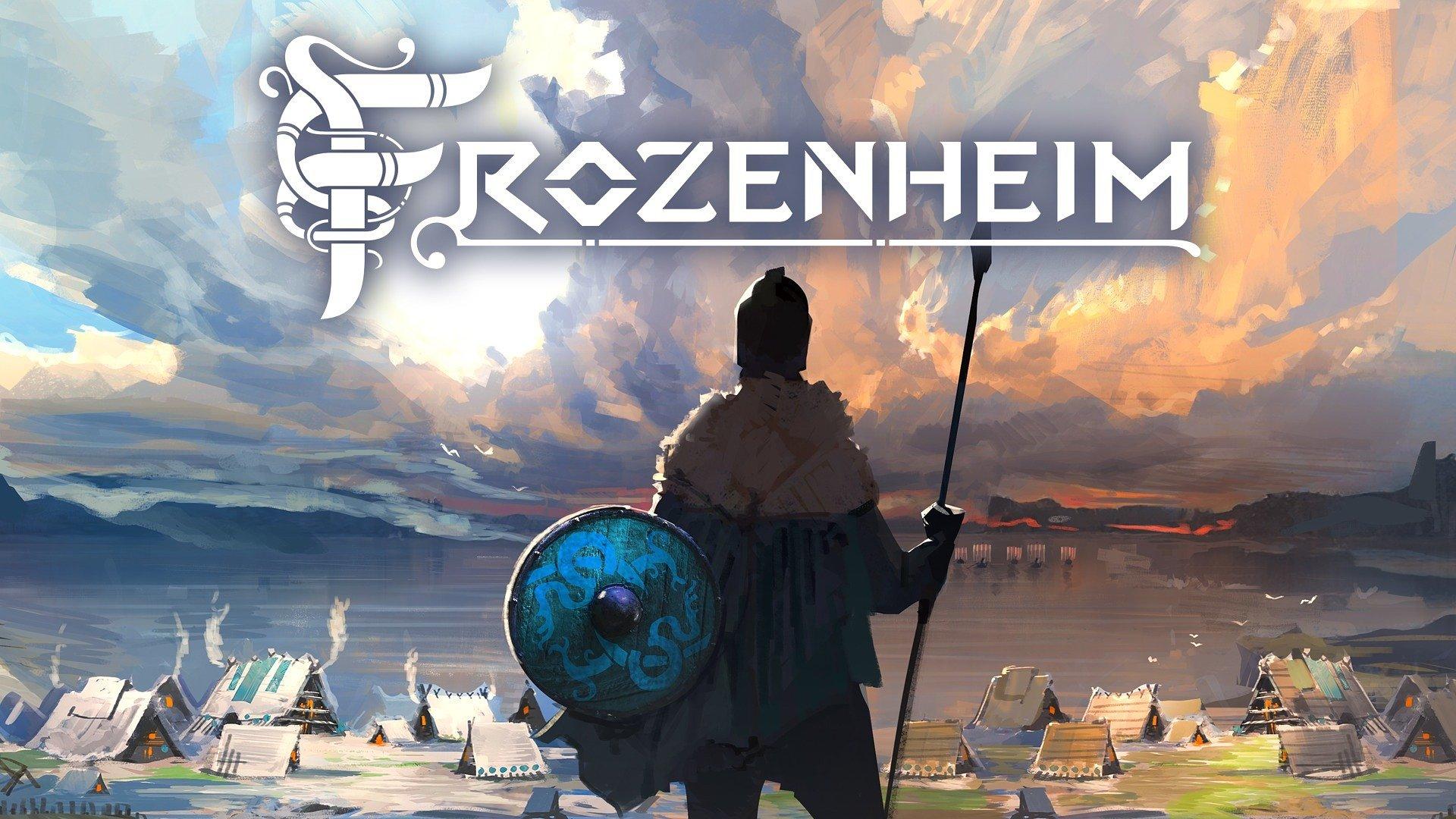 Ваша эпическая сага начинается уже сегодня! Frozenheim вышла в раннем доступе Steam