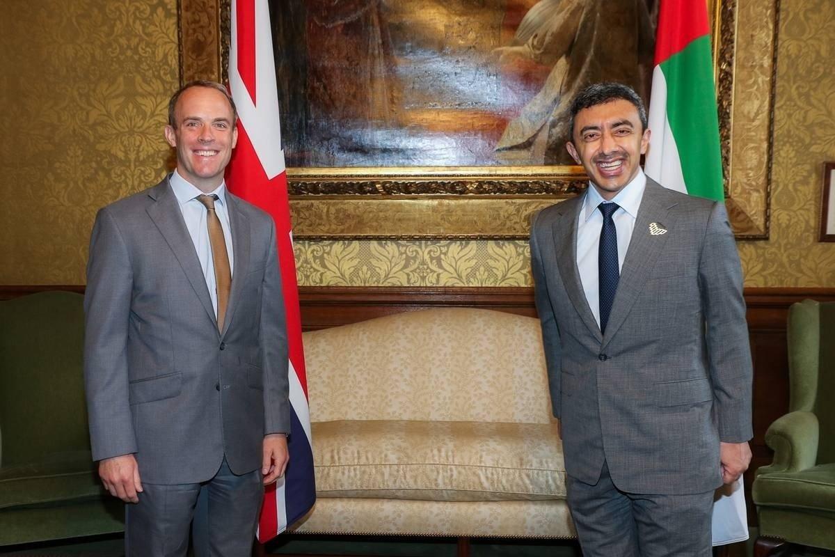 FCO's concerning alliance with Dubai