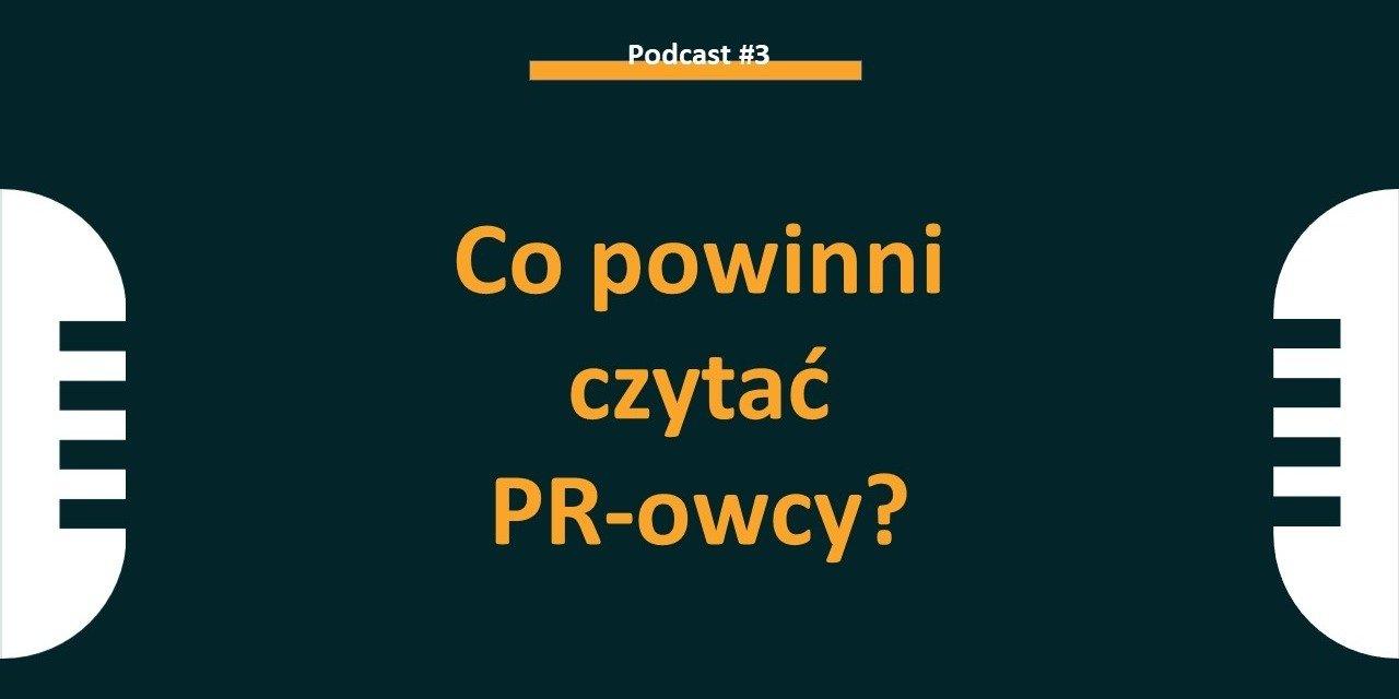 Co powinni czytać PR-owcy?
