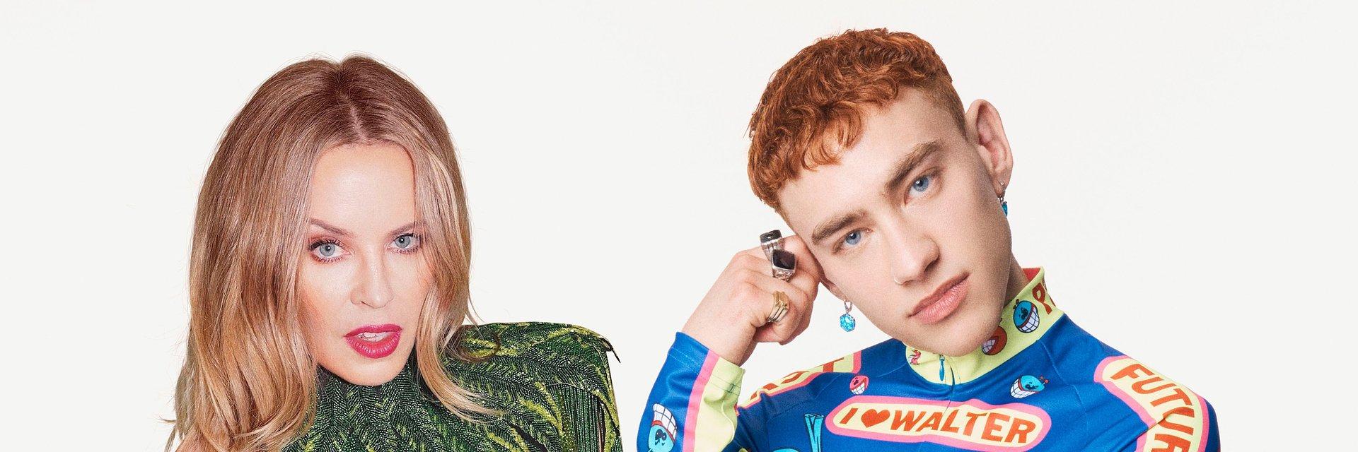 """Years & Years i Kylie Minogue w """"Starstruck""""Years Years - Starstruck (Kylie remix final PR)"""
