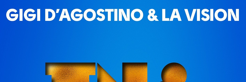 Gigi D'Agostino i LA Vision z nowym hitem