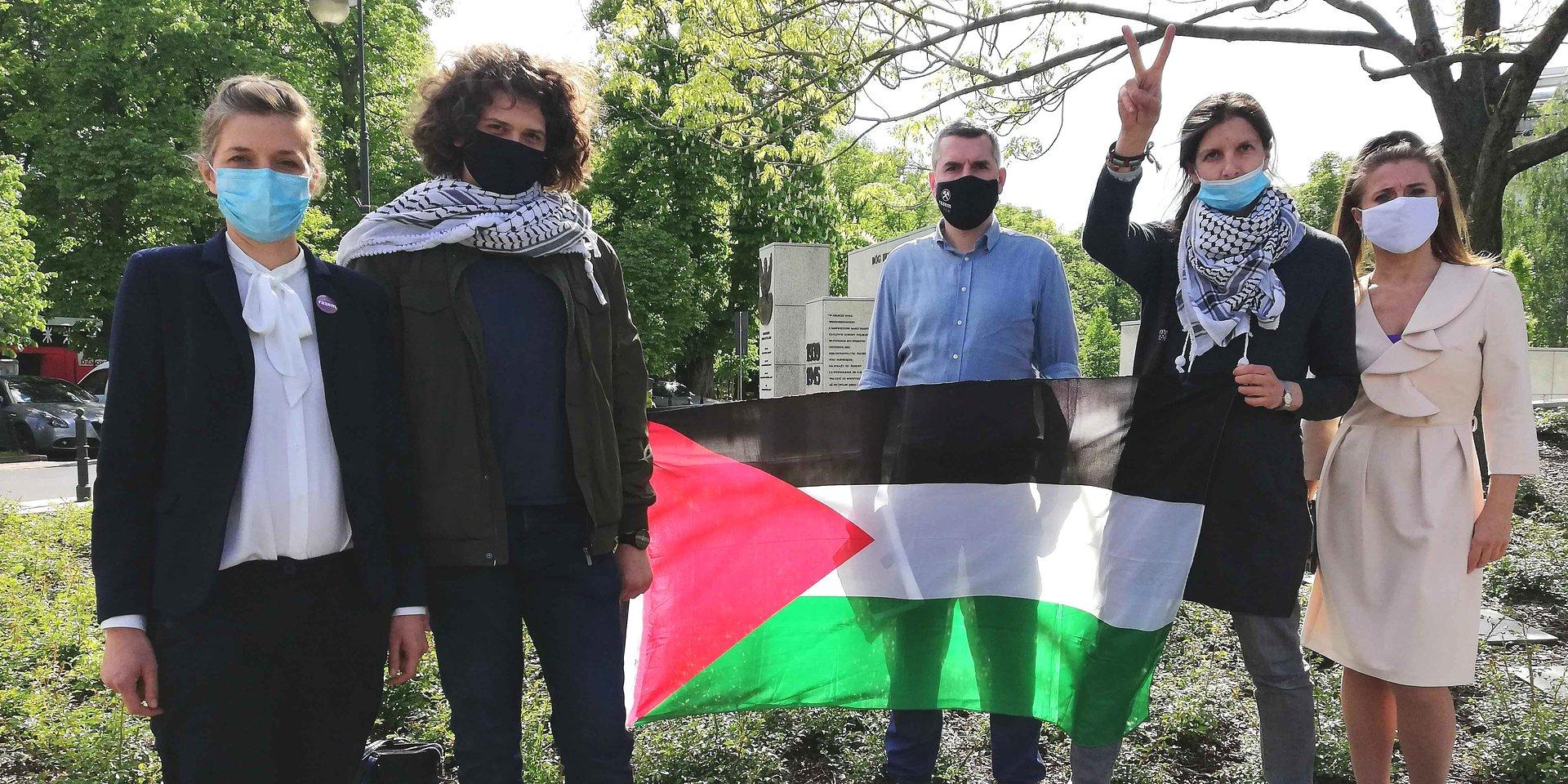List otwarty parlamentarzystów ws. sytuacji w Strefie Gazy