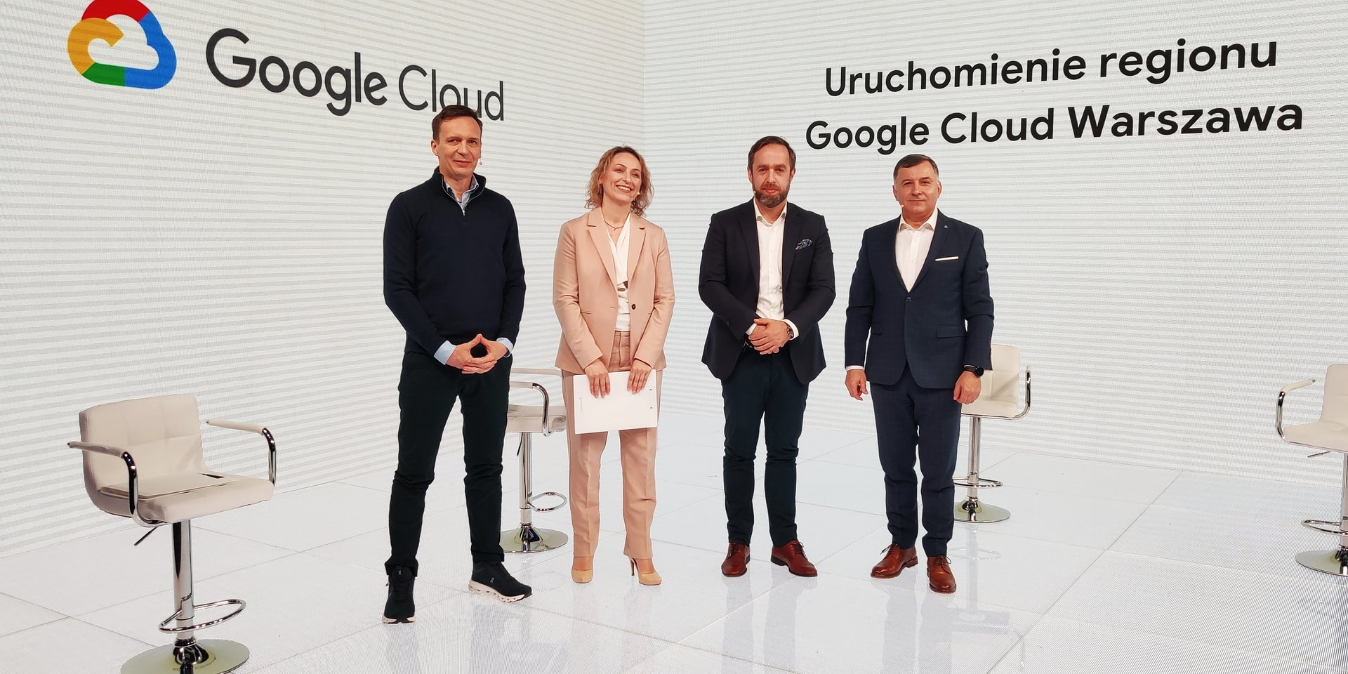 We have a formula for acceleration: the Google Cloud Warsaw region is now available!
