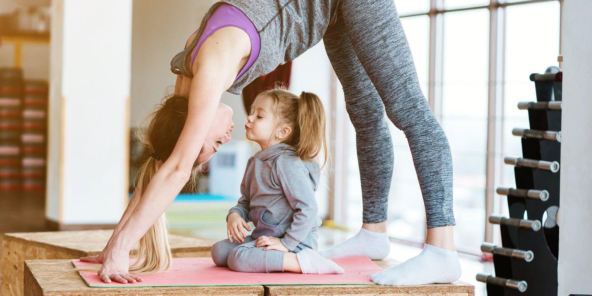 Aż 81 proc. kobiet na urlopie macierzyńskim nie podejmuje żadnej aktywności fizycznej