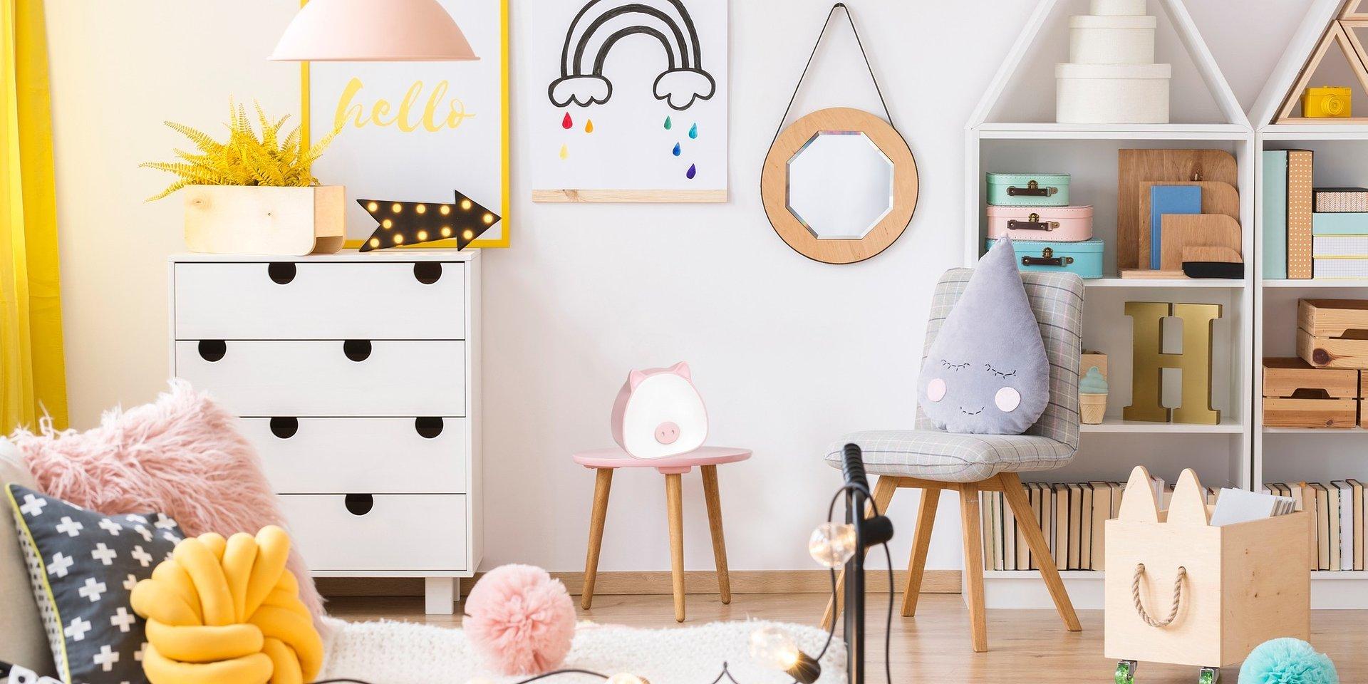 Idealne lampki dla dzieci