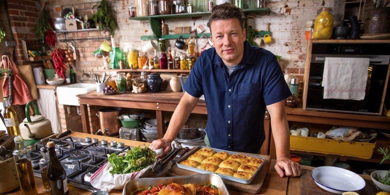 """""""Jamie Oliver - łatwe przepisy na co dzień"""" w CANAL+ KUCHNIA i w CANAL+ online!"""