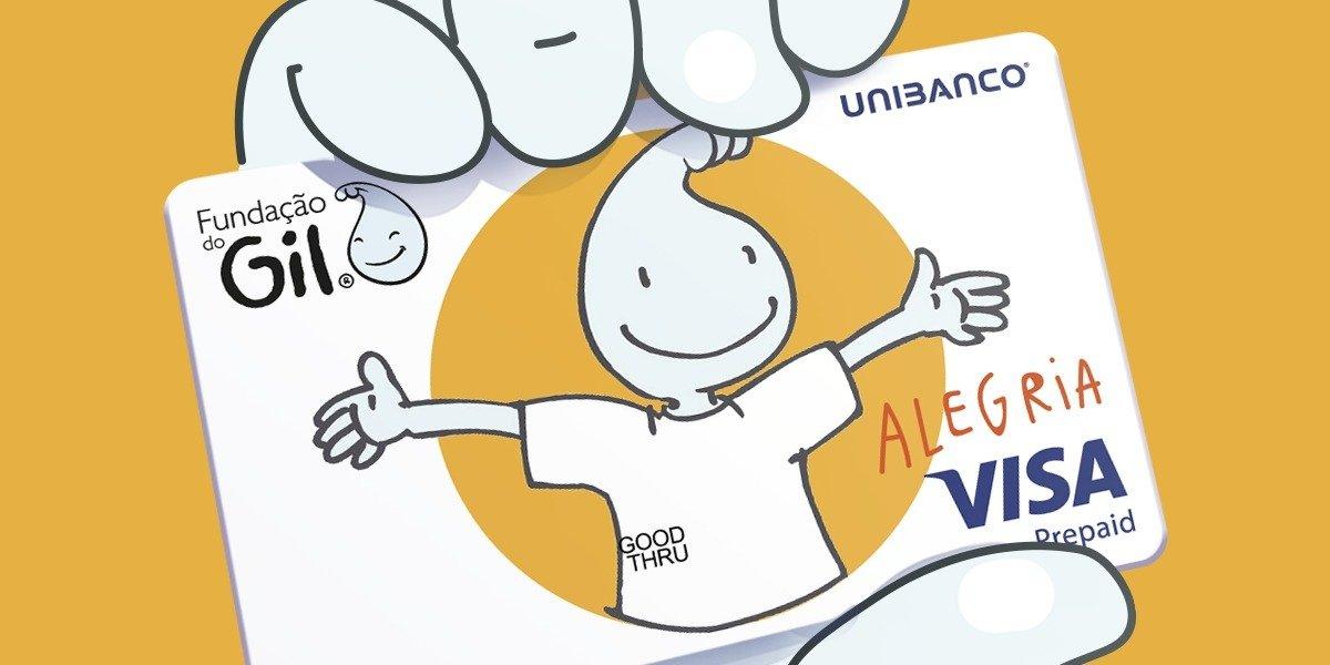 UNIBANCO, Fundação do Gil e Oceanário de Lisboa assinalam Dia Mundial da Criança com campanha solidária