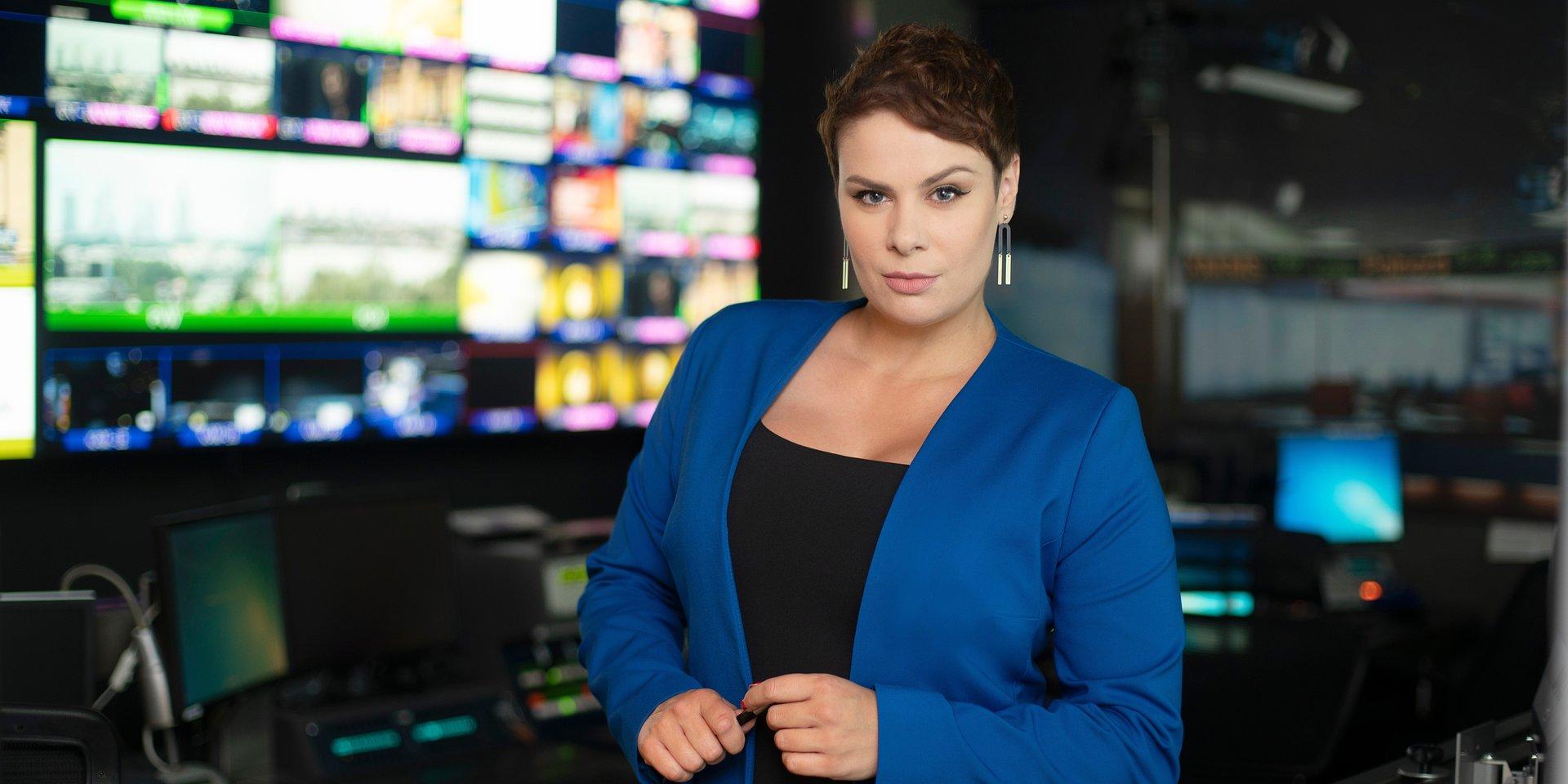 KATARZYNA RAMOTOWSKA REDAKTOREM NACZELNYM TVN24 BiS