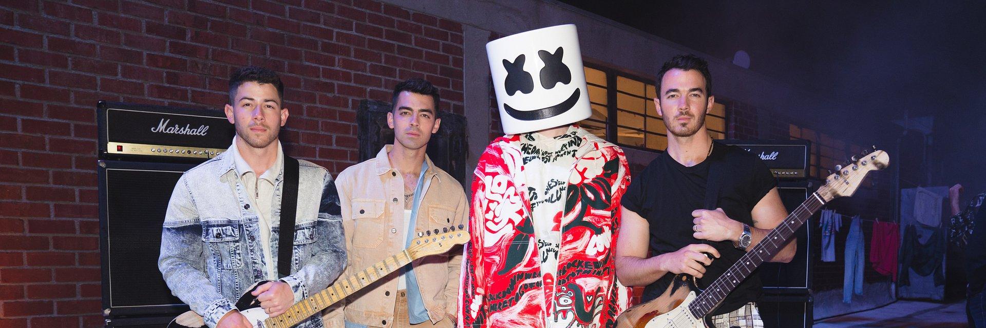 Marshmello i Jonas Brothers we wspólnym utworze