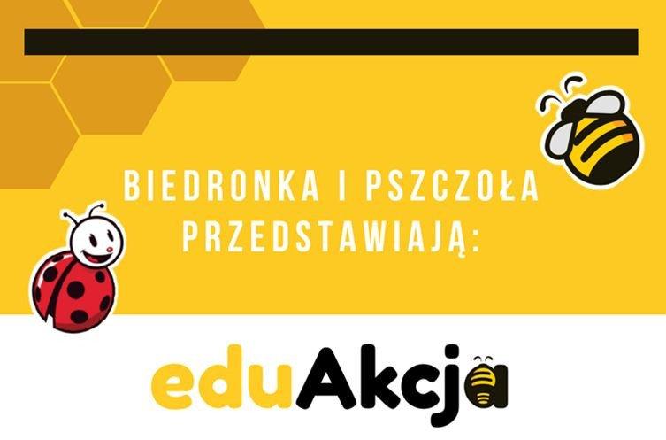 EduAkcja dla wszystkich pracowników Biedronki