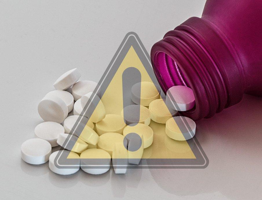 Ryzyko zanieczyszczeń produktów leczniczych zawierających sartany