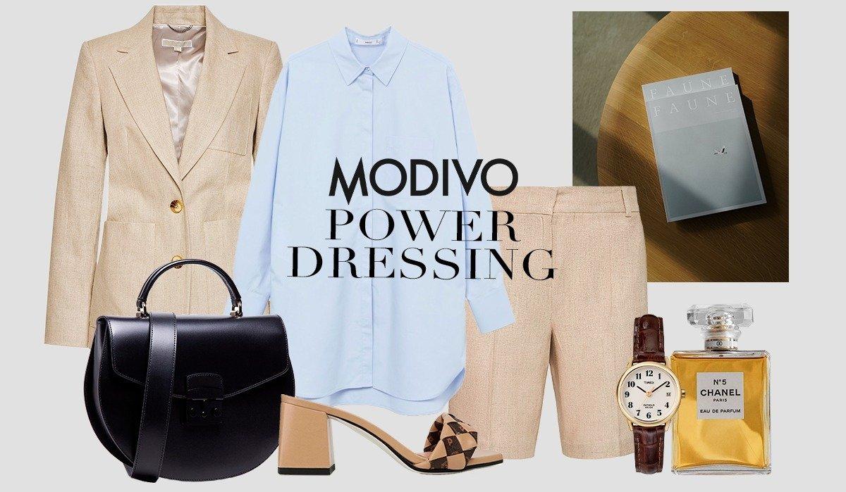 Modivo prezentuje autorski projekt POWER DRESSING