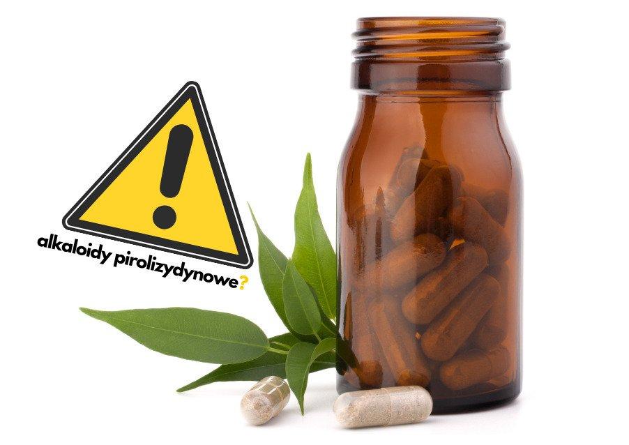 EMA o zanieczyszczeniach alkaloidami pirolizydynowymi
