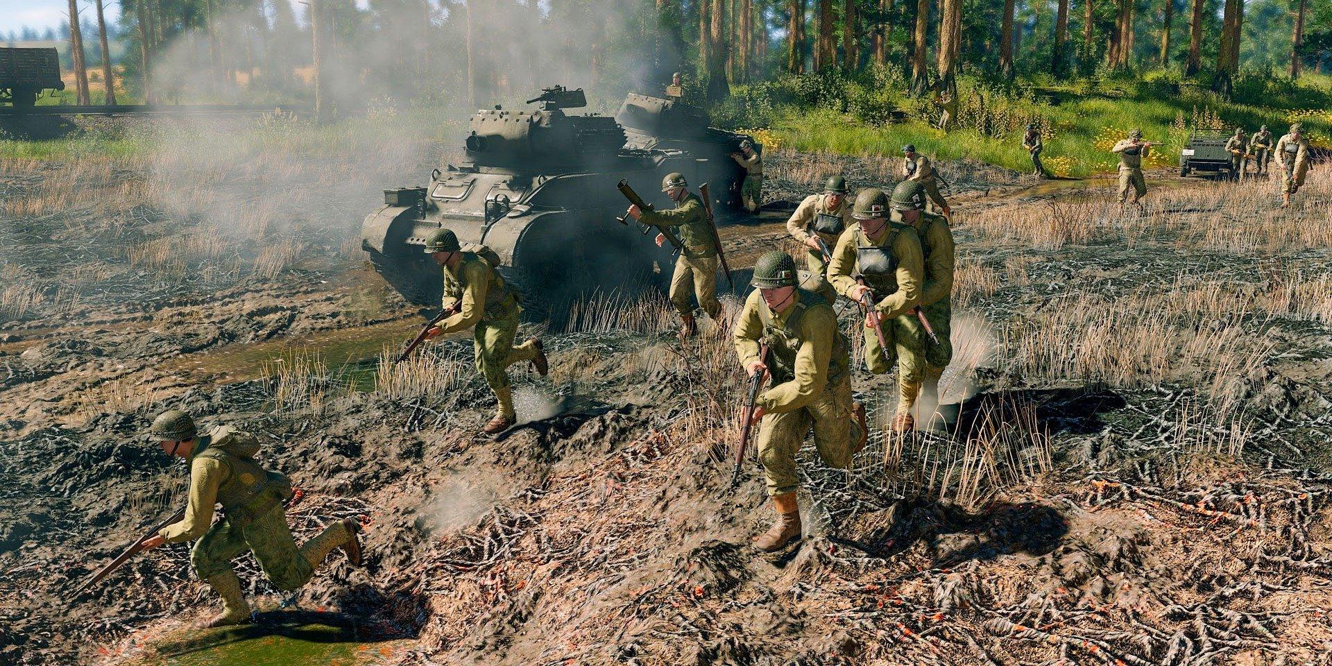 Nowa aktualizacja Enlisted przybliży graczy pod mury Reichstagu