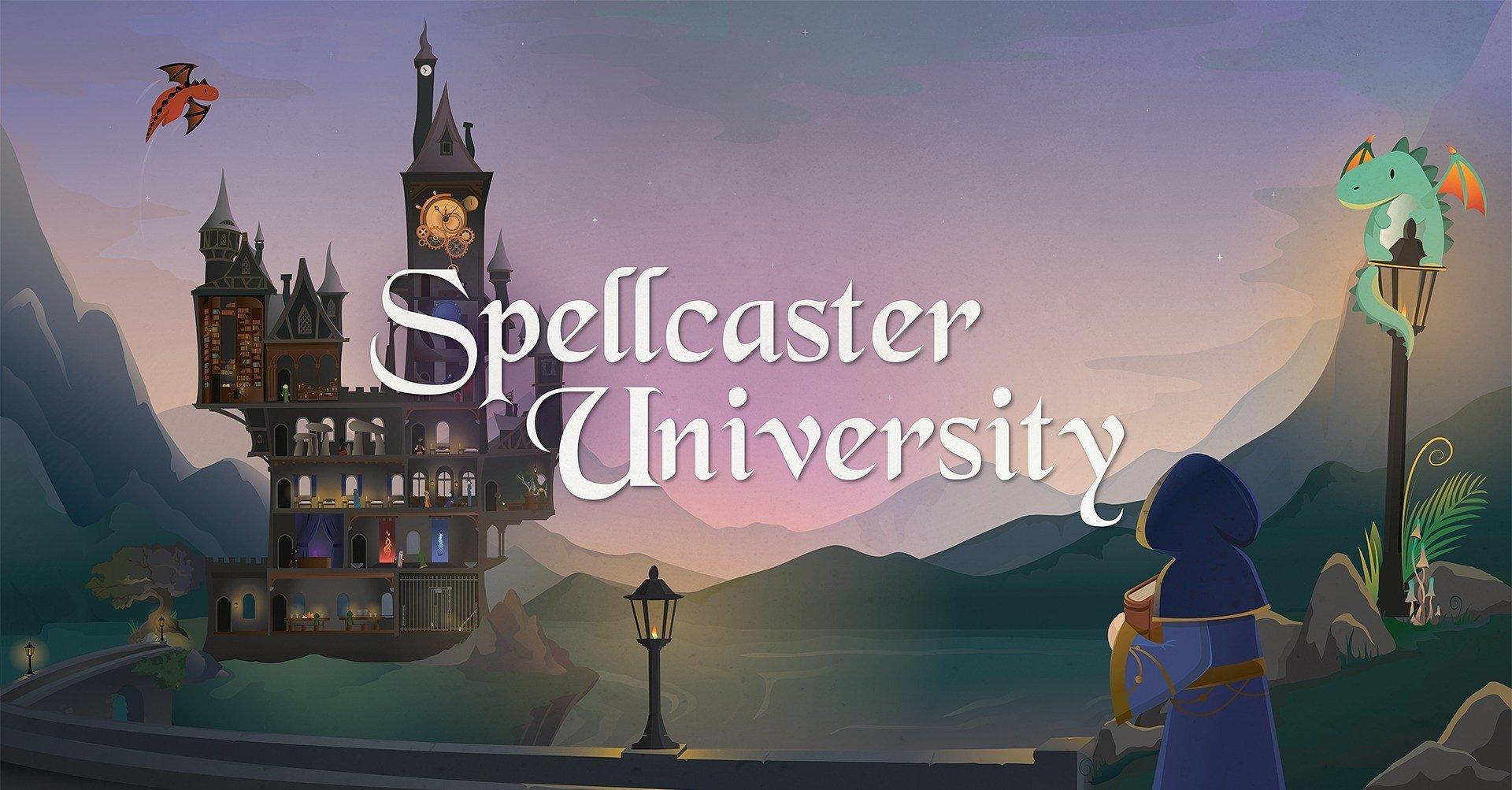 Spellcaster University dostanie świadectwo dojrzałości 15 czerwca na Steam