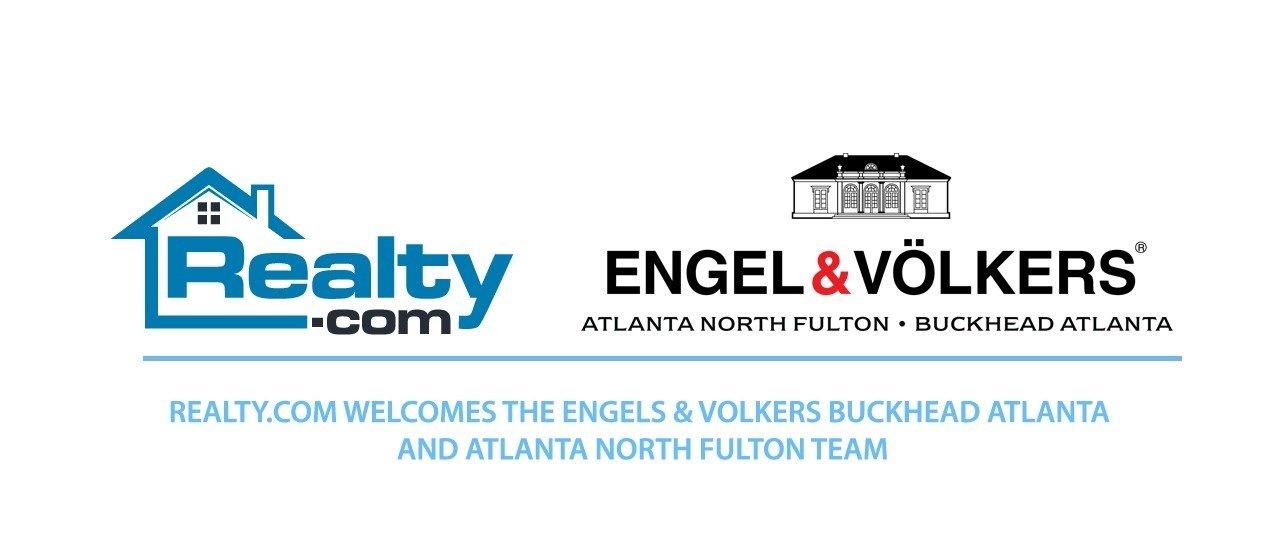 Realty.com announces exclusive alliance with Engel & Völkers Buckhead Atlanta and Atlanta North Fulton Team