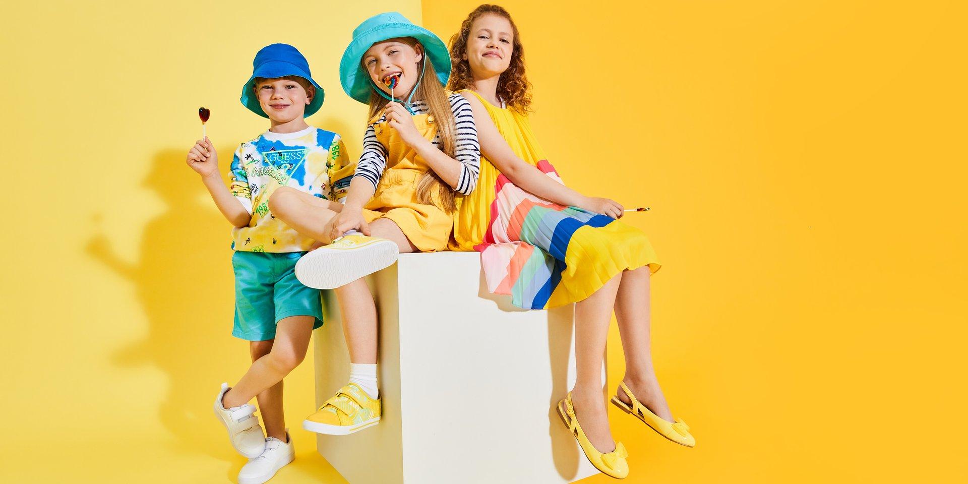 Każdy z nas jest dzieckiem! Świętuj w swoim stylu z MODIVO