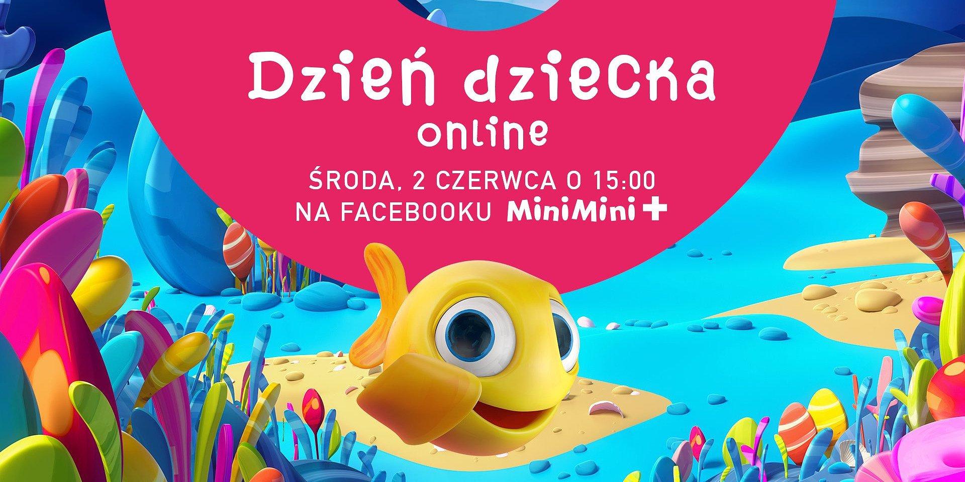 Dzień dziecka z MiniMini+ i teleTOON+