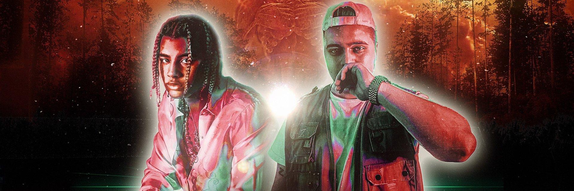 """Duet Dynoro i 24kGoldn nie boi się potworów – nowy singiel """"Monsters"""""""