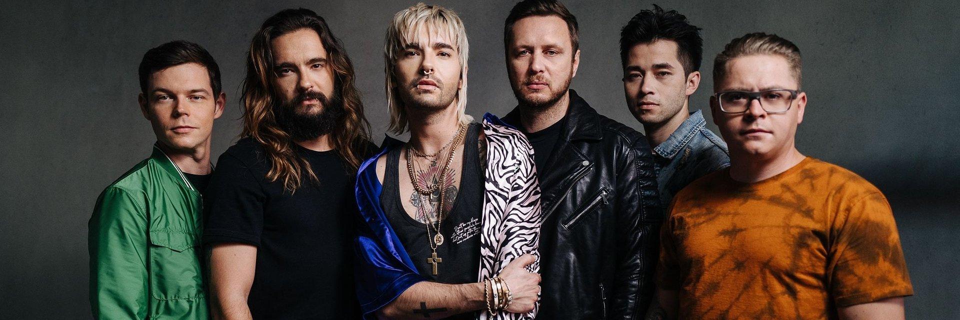 "Tokio Hotel i VIZE w coverze ""Behind Blue Eyes"""