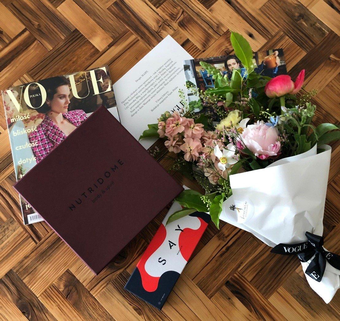 Nutridome&Vogue na Dzień Matki