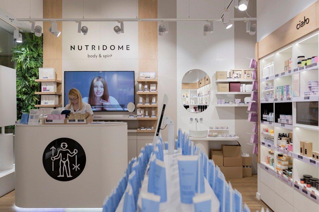 NUTRIDOME zamyka sklepy stacjonarne. Nadal możliwe zakupy online!