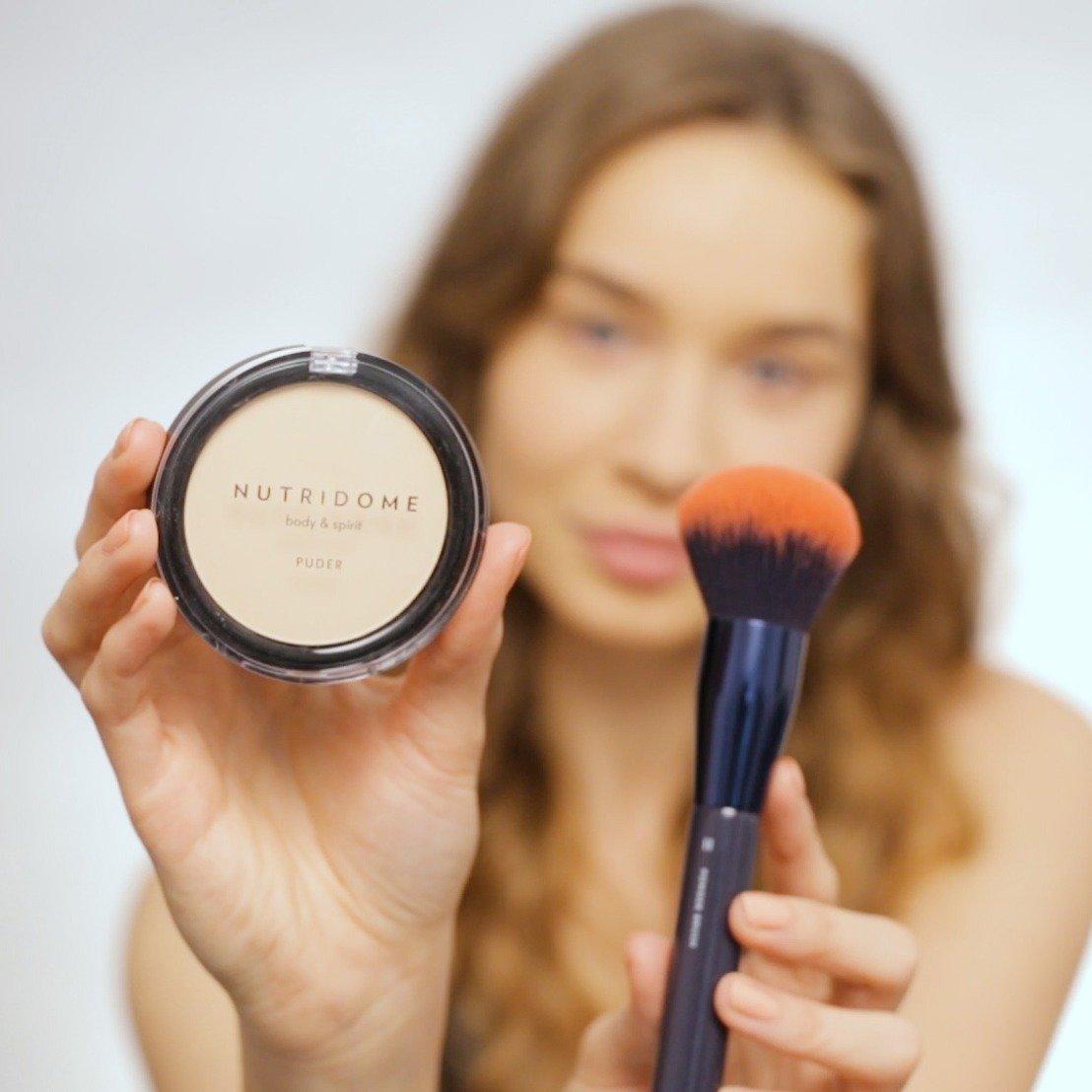 Makijaż codzienny? NUTRIDOME pokazuje jak!