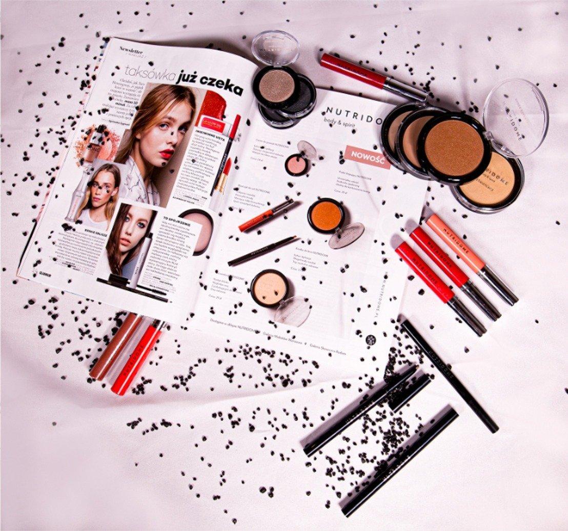 Kosmetyki kolorowe marki NUTRIDOME już dostępne