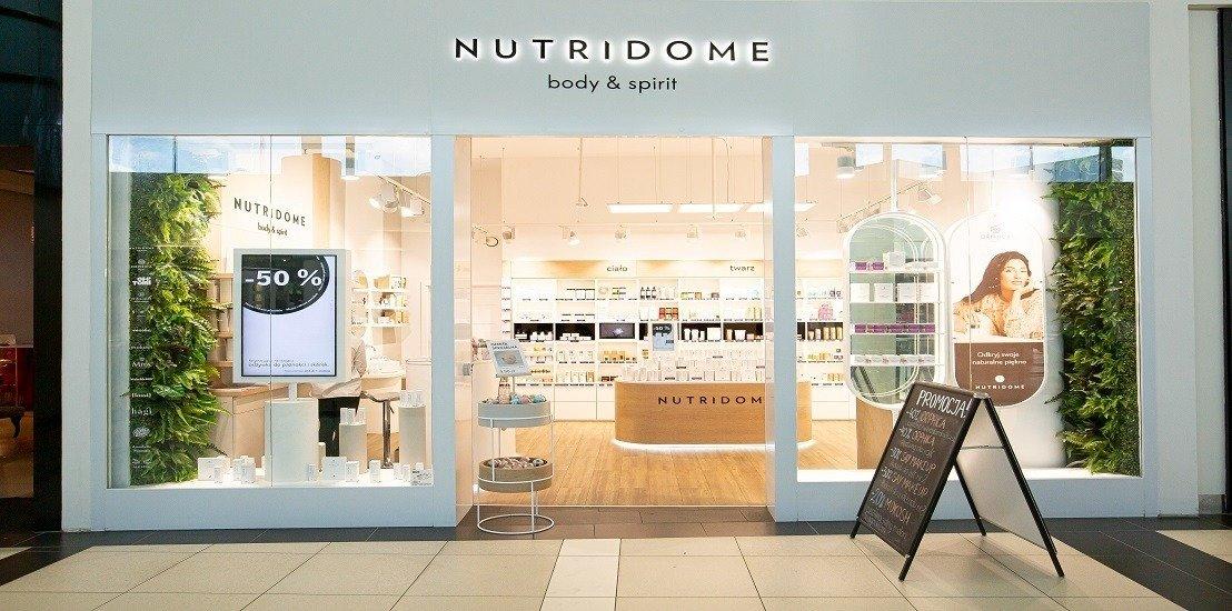 NUTRIDOME – nowy sklep z kosmetykami