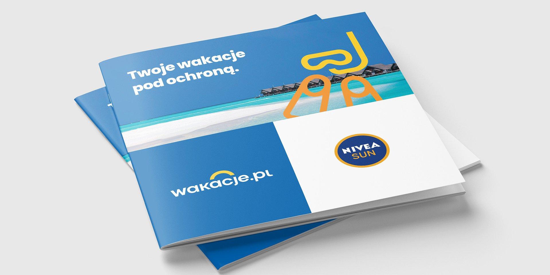 Wakacje.pl i NIVEA promują ochronę podczas wakacji