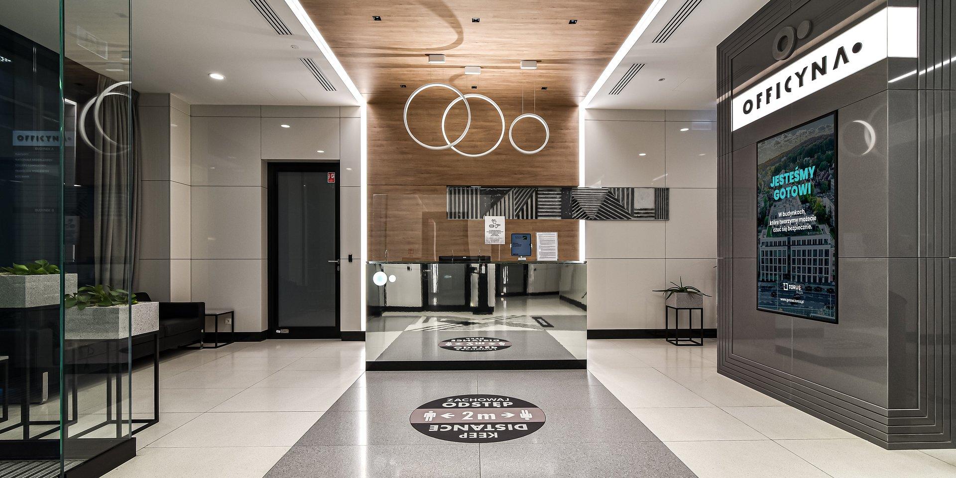Torus wdraża pionierskie rozwiązania w biurowcach