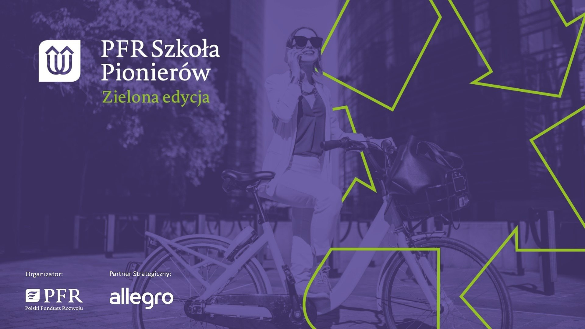 Szkoła Pionierów PFR wspiera zielone rozwiązania technologiczne, a dla najlepszych są nagrody o łącznej wartości ponad 100 tys. zł.