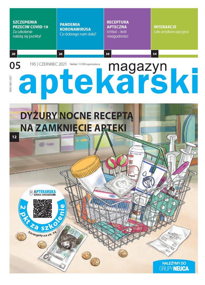 """""""Magazyn Aptekarski"""", czerwiec 2021"""