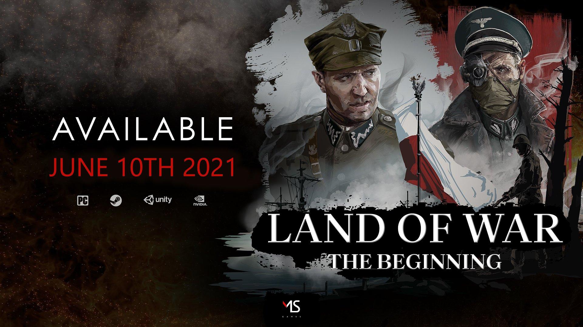 Land of War: The Beginning – nowa data premiery 10.06.2021 r.
