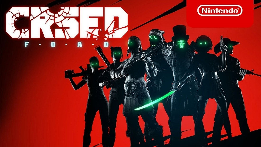 Online shooter CRSED: F.O.A.D. is now available on Nintendo Switch