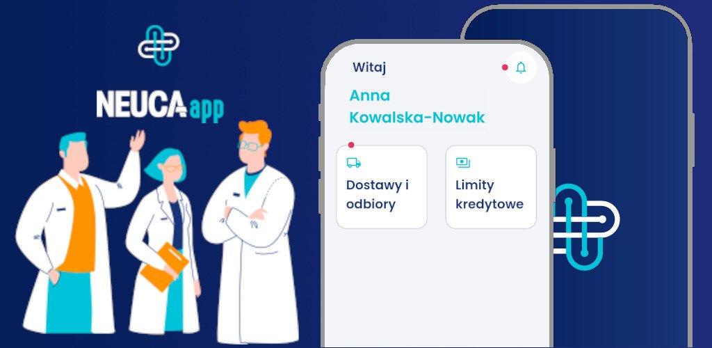 Nowa wersja aplikacji NEUCAapp już dostępna