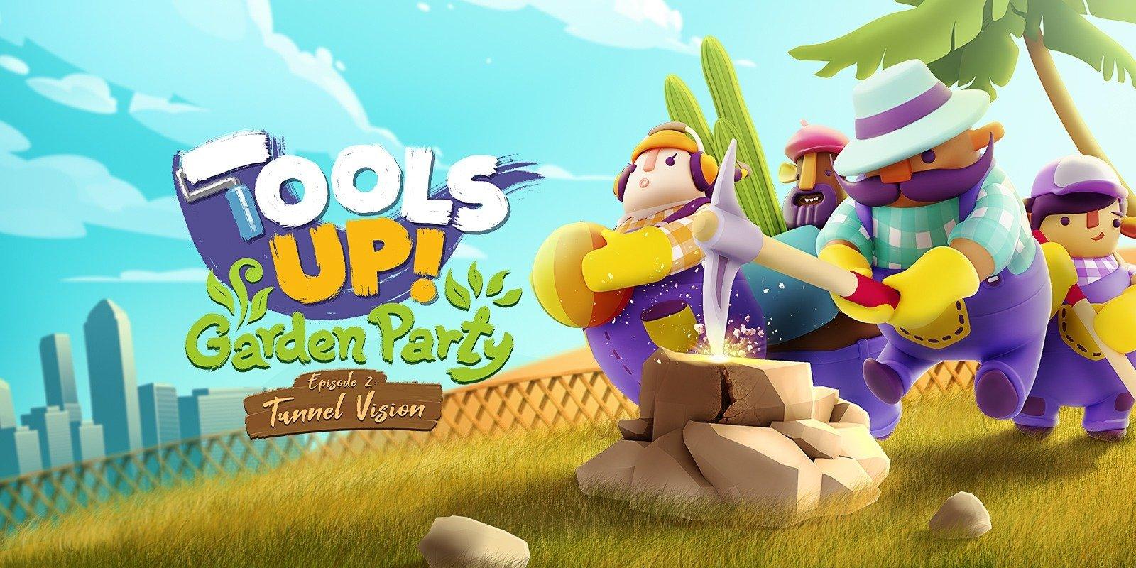 Ahoj kreciku! – w nowym DLC do Tools Up! podziemny gryzoń dołoży pracy ogrodnikom. Ale OK, bo jest uroczy…