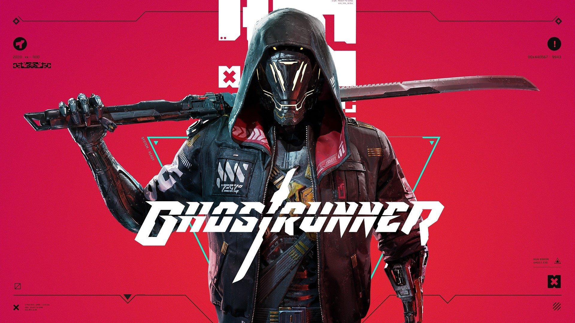 Ghostrunner wskakuje na PlayStation 5 i Xbox Series X|S 28 września