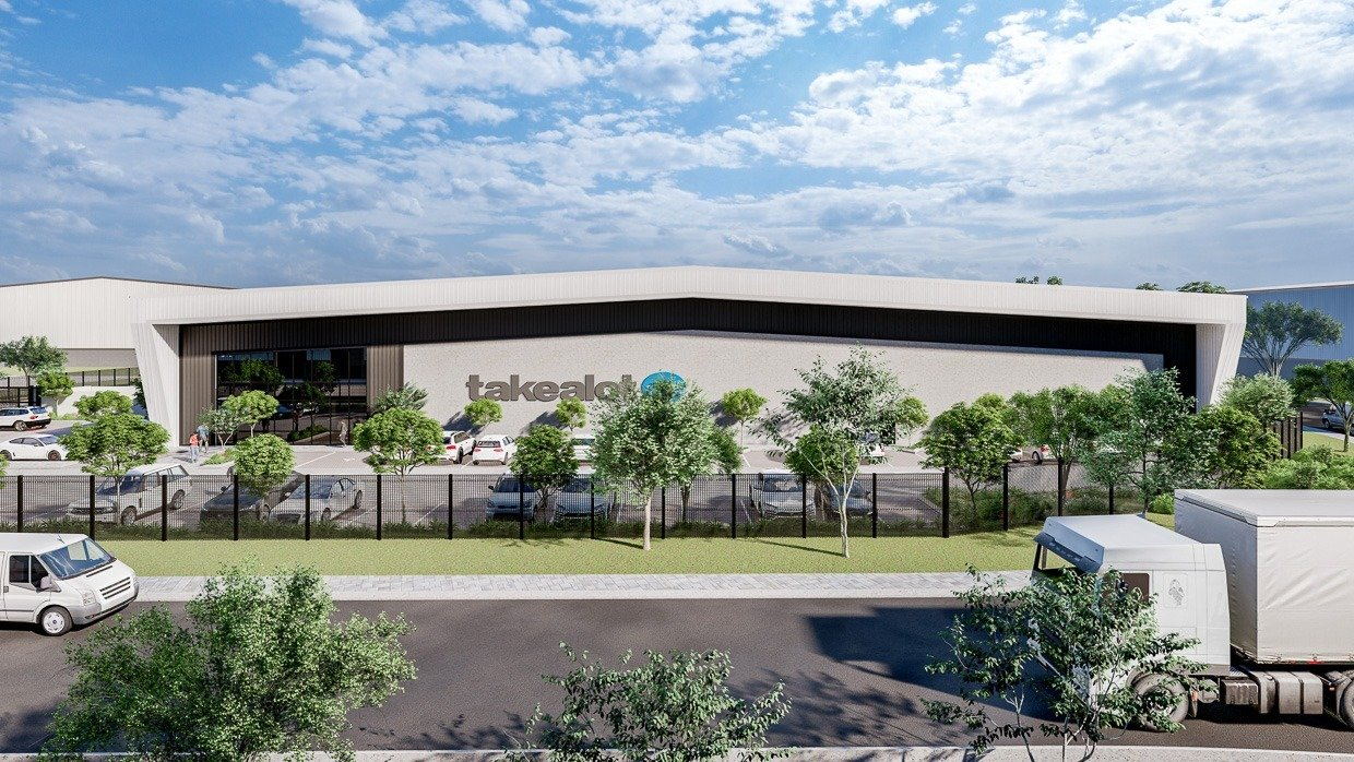 Takealot chooses Richmond Park for its newest Cape Town Pickup Point and small parcel distribution centre