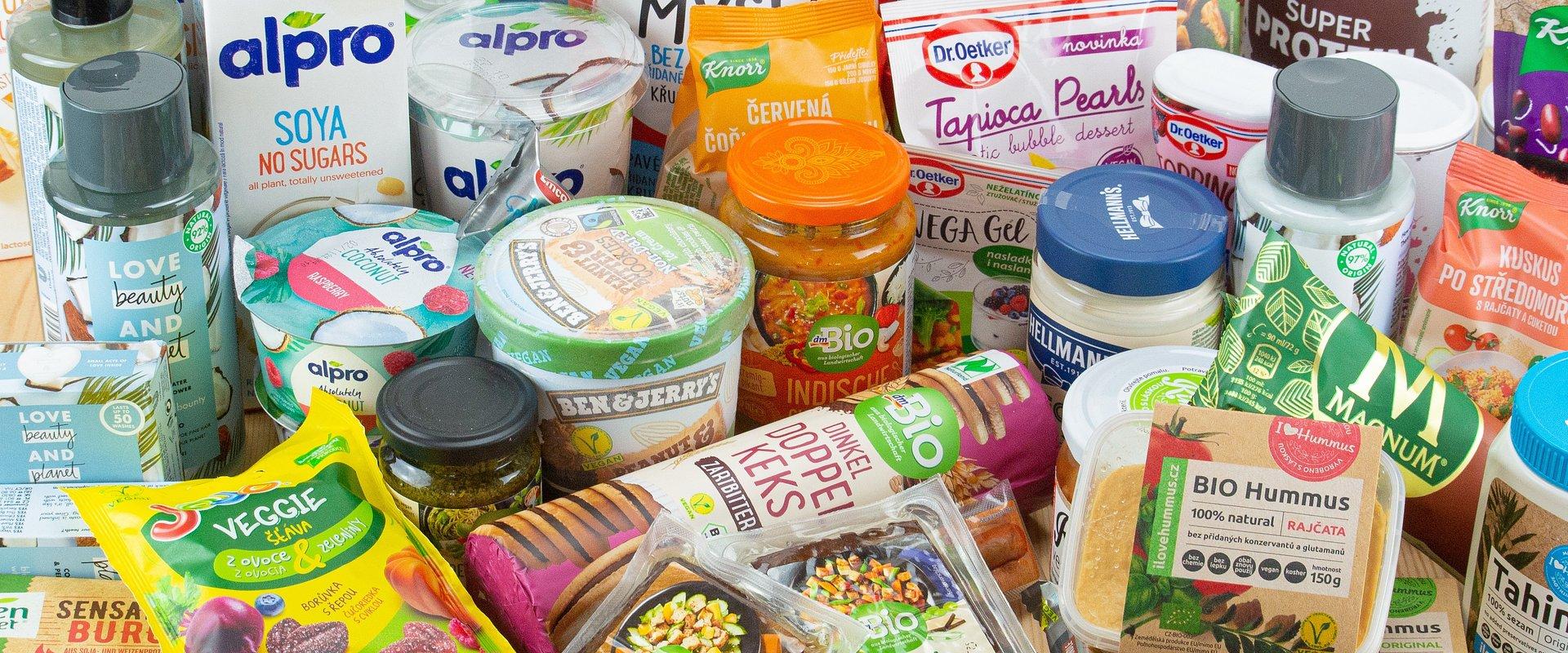 Konsumenci coraz częściej polegają na etykietach żywności wegańskiej i wegetariańskiej